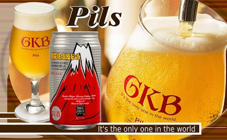 御殿場高原ビール ピルス 350ml 24缶セット