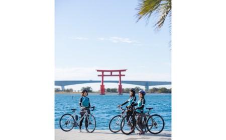 スポーツ自転車レンタサイクル券(クロスバイク)