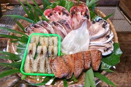 (Bb-06)旭洋丸水産 手作り干物セット