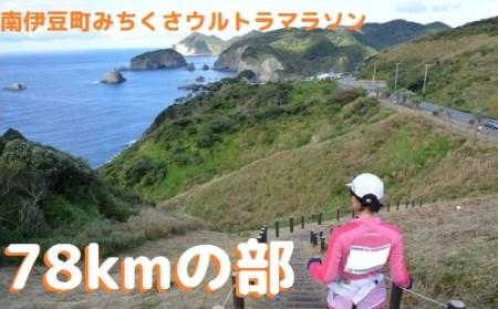 [Zb-02]南伊豆町ウルトラマラソン78kmの部参加プラン