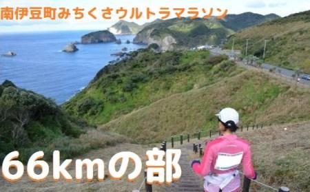 [Zb-03]南伊豆町ウルトラマラソン66kmの部参加プラン