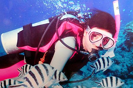[3027701]1名様安心安全マンツーマン体験ダイビング1回