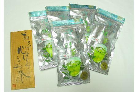 10-1 ティーパック入り緑茶(お湯出し、水出し、両方OK)