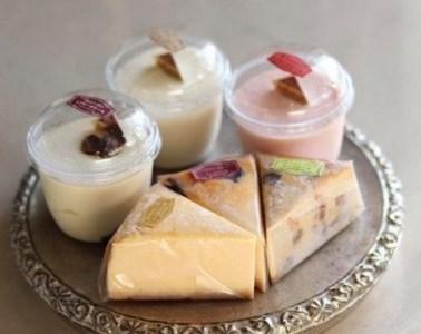 カフェ百時チーズケーキ6色アソートセット