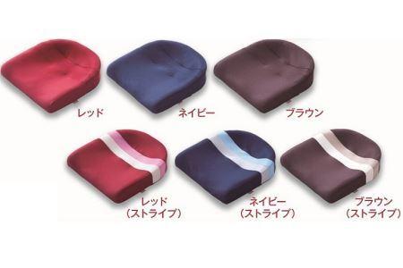 自動車シートメーカーが追求した最幸の座り心地「スポッとクッション」(6色から選択)[023M01]