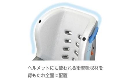 リーマン チャイルドシート ソシエプラス3  ファイングレー 【配送不可:沖縄・離島】