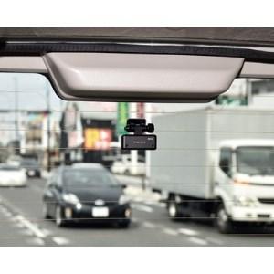 コムテック 前後2カメドライブレコーダー ZDR026【1204599】