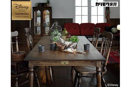 ふるさと納税のディズニーの家具 カリモクのミッキーセット 25