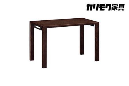【2629-0056】[カリモク家具]デスク 1100mm/机 つくえ 家具 シンプル オシャレ 愛知県