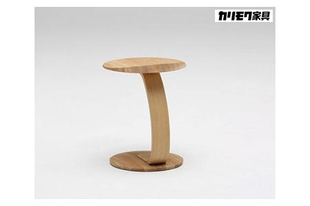 【2629-0125】[カリモク家具]サイドテーブルB/サイドデスク 便利 コンパクト 家具 オシャレ 愛知県