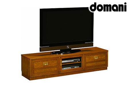 【2629-0155】[カリモク家具:ドマーニ]テレビボード 【HHA637HE】
