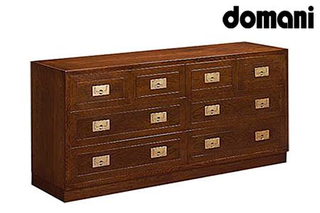 【2629-0156】[カリモク家具:ドマーニ]ドロアーチェスト 【FHA504MD】