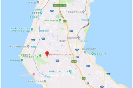 美浜サーキット走行3クール券(四輪or二輪)×3