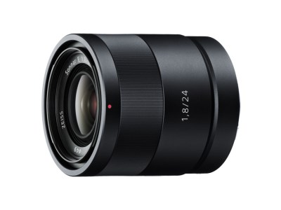 デジタル一眼カメラα[Eマウント]用レンズ Sonnar T* E 24mm F1.8 ZA