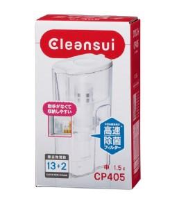 【ふるさと納税】クリンスイポット型浄水器 CP405(1.5L中型モデル)