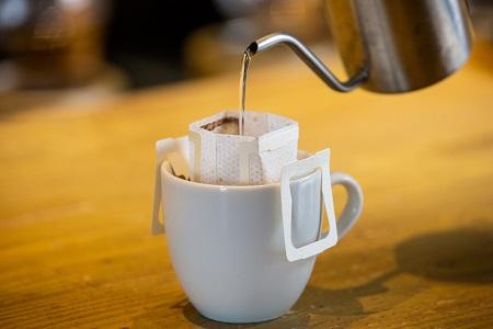 a*35 ケー・イー・シー デカフェ(カフェインレス)コーヒー「DECACOコロンビア」25袋入り