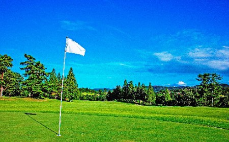 伊賀ゴルフコース 土日祝日限定ゴルフ1ラウンドプレー券(昼食付き)