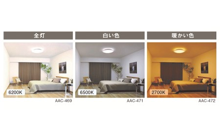 パナソニック 寝室用LEDシーリングライト 調光・調色タイプ 8畳用