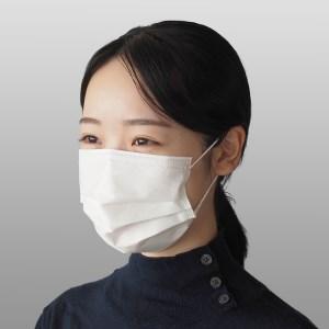 SH-01 シャープ製不織布マスク ふつうサイズ 30枚入