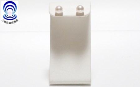 三重ブランド アコヤ真珠 6.5~7.0ミリ ピアス YG /パール アクセサリー 南伊勢 伊勢志摩