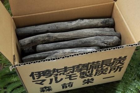 伊勢志摩 備長炭 細長 約3kg/ マルモ 製炭所 BBQ 料理 炭火 七輪 囲炉裏 火鉢 キャンプ
