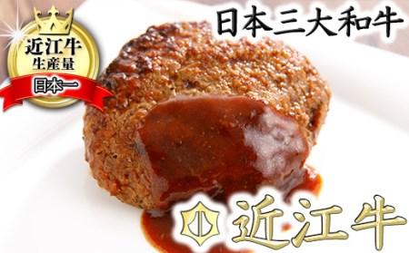 【総本家肉のあさの】近江牛ハンバーグ【700g(140g×5個)】【AE03SM】