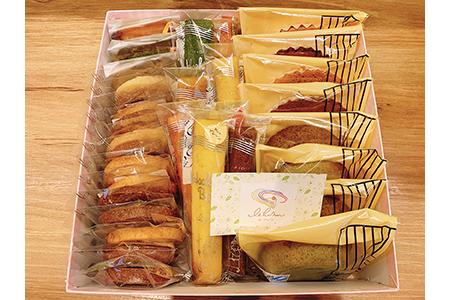 【2621-0064】ハノンギフトセットⅡ お菓子詰め合わせ
