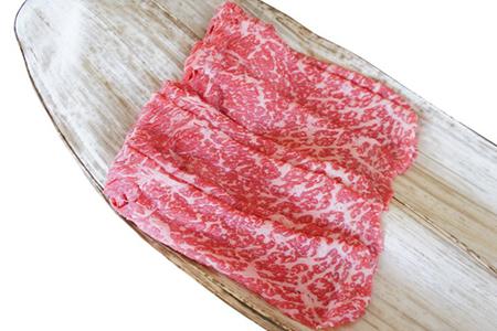 ふるさと納税 近江牛すき焼き用 モモ