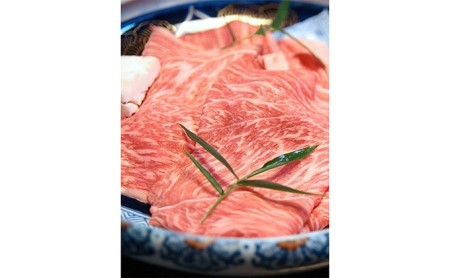 近江牛もも肉 すき焼き用 500g