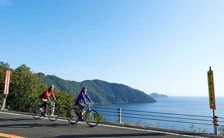 ビワイチサイクリング体験チケット(ロード(クロス)バイク1日間レンタル)