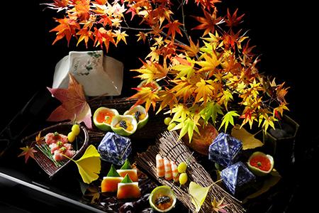 【ミシュラン12年連続三つ星】京都吉兆 嵐山本店 ランチ・ディナー共通コース 2名様(寄附申込の翌月から3年間有効/30組限定)FN-Gourmet313449