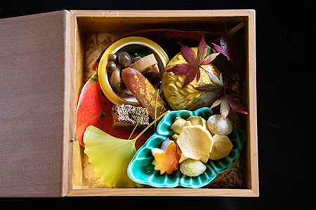 【ミシュラン二つ星】菊乃井  露庵 懐石ディナーコース 2名様(寄附申込の翌月から3年間有効/30組限定)FN-Gourmet332387