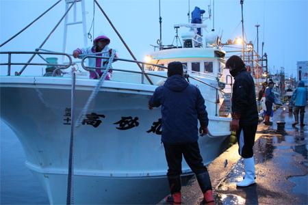 [059]漁師直送!北海道羽幌産 刺身用 ぼたんえび