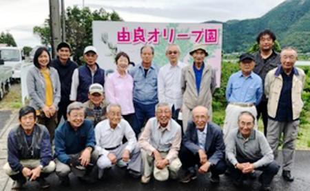 【2020年11月頃より順次発送】京都宮津由良100% オリジナルオリーブオイル50g