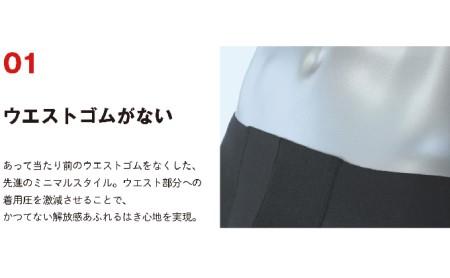 BODYWILD AIRZ ボクサーパンツ Mサイズ 3枚セット(ブラック2枚、ネービーブルー1枚)[ グンゼ GUNZE ]