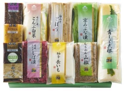 「麒麟がくる 京都大河ドラマ館」ペアチケットと京つけものもり「選りすぐり10品」