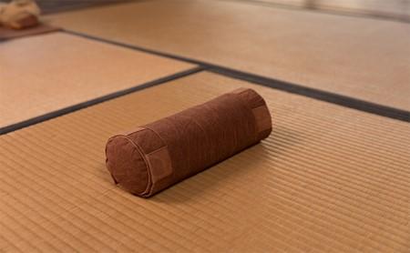 森の香り 柿渋枕(桧玉入)