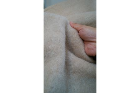 【2628-0155】アルパカ毛布 シングルサイズ
