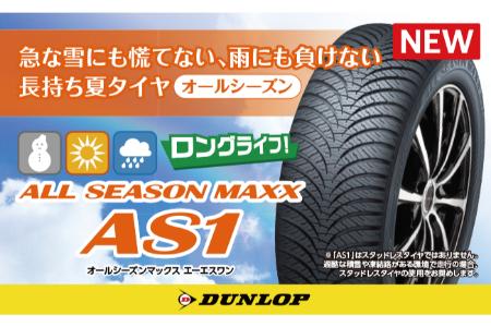 【2628-0706】DUNLOPタイヤ オールシーズンマックス AS1(175/65R15)