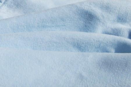 【2628-0720】毛布(毛羽部分綿)シングルサイズ・ブルー