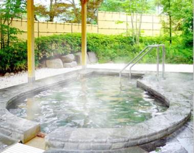 ほの字の里『かいづか温泉・ほのぼの湯』天然温泉ペア入浴券