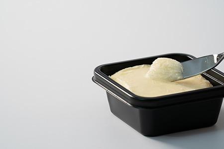 塩分控えめ北海道産さるふつバター100g 3個入×2セット【02001】