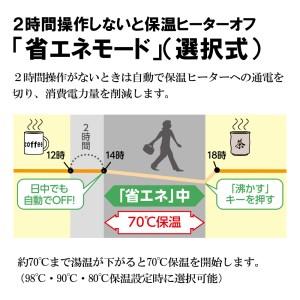 象印VE電気まほうびんCVGB30-TA