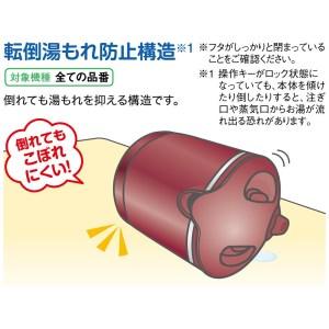 象印電気ケトルCKAX08-WA