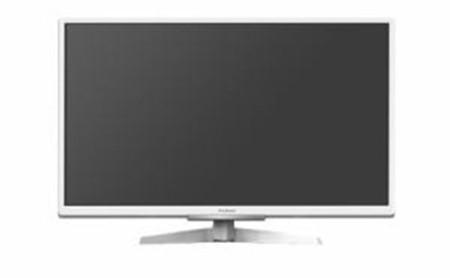 FUNAI 500GB内蔵HDD 24V型ハイビジョン液晶テレビ<白色>【納期2~3か月】