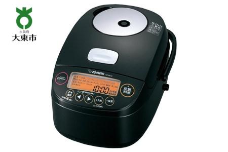 象印圧力IH炊飯ジャー「極め炊き」NPBK10-BA 5.5合炊き ブラック【納期1.5か月~最長4か月位】