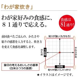 象印圧力IH炊飯ジャー「極め炊き」NWJW18-BA 1升炊き ブラック
