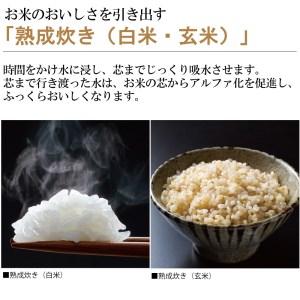 象印IH炊飯ジャー「極め炊き」NWVB10-TA 5.5合炊き ブラウン【納期1.5か月~最長4か月位】