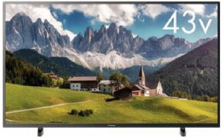 FUNAI FL43U3130 43V型 4K液晶テレビ