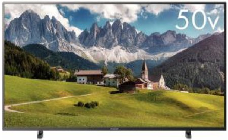 FUNAI FL50U3130 50V型 4K液晶テレビ